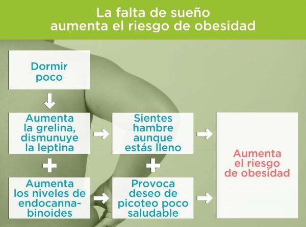 Dormir poco aumenta el riesgo de obesidad. Por Recharge Energy. CC BY-SA 4.0