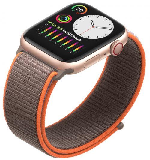 Apple Watch Series 5. Imagen del fabricante.
