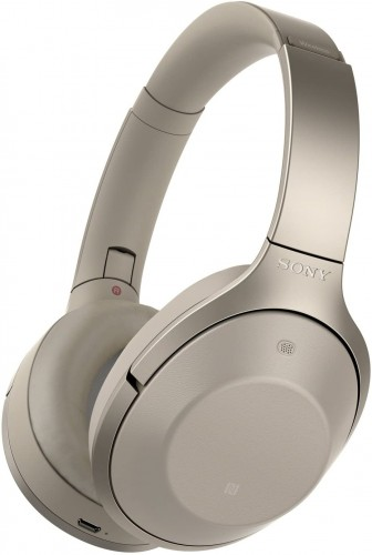 Noise-canceling sleeping headphones. Sample headphones from the manufacturer Sony