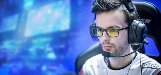 Gafas de absorcion luz azul para gamers. Gafas de ejemplo del fabricante Steichen