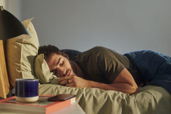La mejor tecnologia para mejorar el sueño. Imagen cedida por Oura Ring