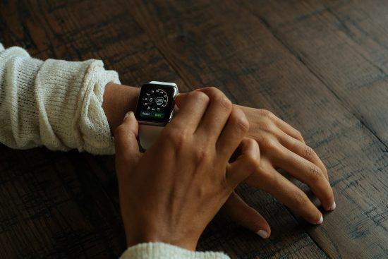 Smart watch. Dominio público