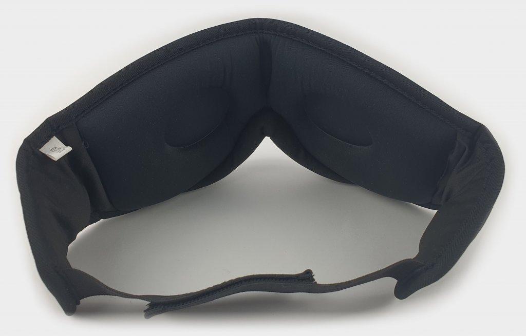 Antifaz 3D con Auriculares Bluetooth